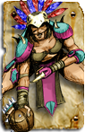 Blood Bowl Amazon Linewoman