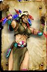 Blood Bowl Amazon Thrower