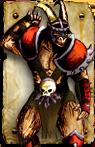 Blood Bowl Chaos Beastman