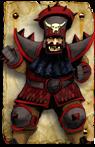Blood Bowl Chaos Dwarf Blocker