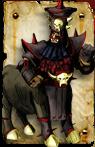 Blood Bowl Chaos Dwarf Bull Centaur
