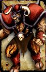 Blood Bowl Chaos Minotaur