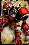 Blood Bowl Chaos Warrior