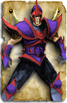Blood Bowl Dark Elf Lineman