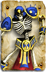 Blood Bowl Khemri Skeleton