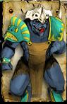 Blood Bowl Lizardman Saurus