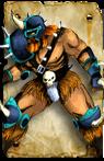 Blood Bowl Norse Berserker / Blitzer