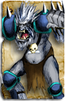 Blood Bowl Norse Snow Troll