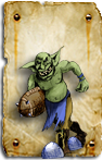 Blood Bowl Ogre Snotling