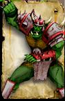 Blood Bowl Black Orc Blocker
