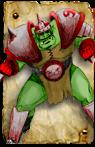 Blood Bowl Orc Lineman