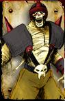 Blood Bowl Undead Mummy