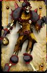 Blood Bowl Undead Skeleton